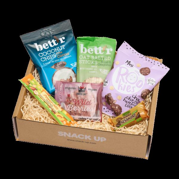 Snackbox Home Office Gesund Snacken